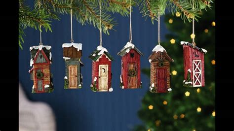 country christmas ornament festival collections