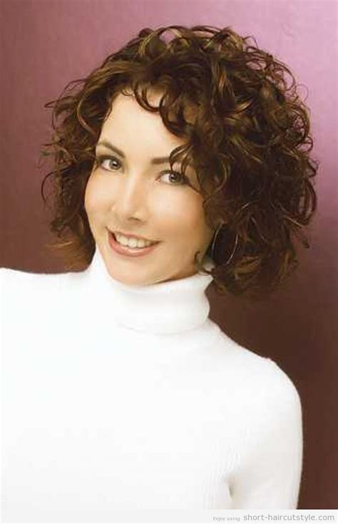 Curly Hairstyles For 40 by Curly Haircuts For 40 40