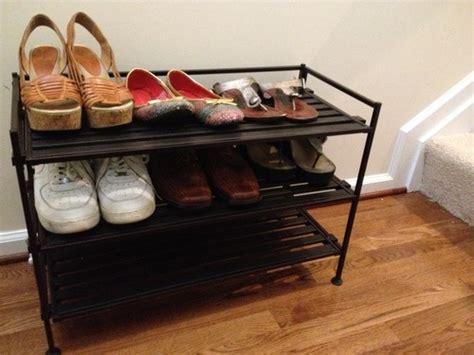 seville classics resin wood composite utility shoe rack garage shoe rack seville classics resin wood composite