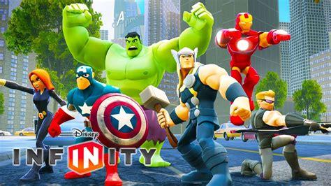 The Avengers Cartoon Games For Kids