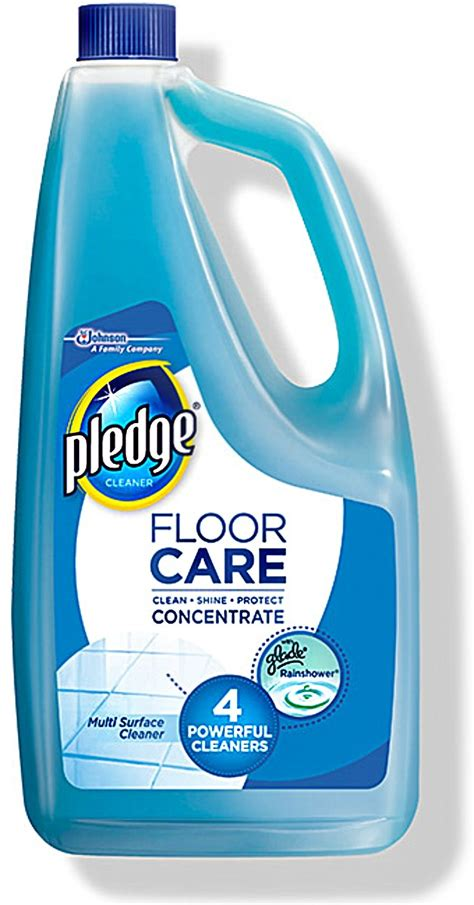 buy the sc johnson 74706 pledge floorcare concentrated cleaner quart hardware world