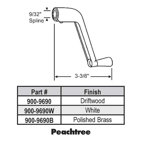 peachtree window door parts