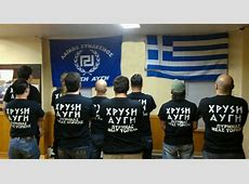 NYC's Greek Fascists the Golden Dawn Are Terrible Dinner