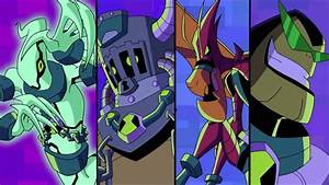 Ben 10 Omniverse Galactic Monsters Opening HD (1080p ...