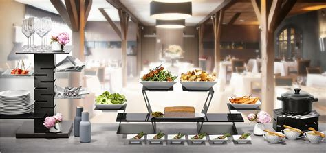 buffet table event displays food service equipment