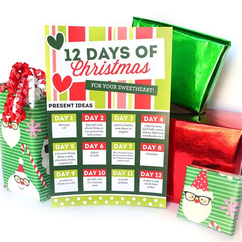 days  christmas gift ideas  dating divas