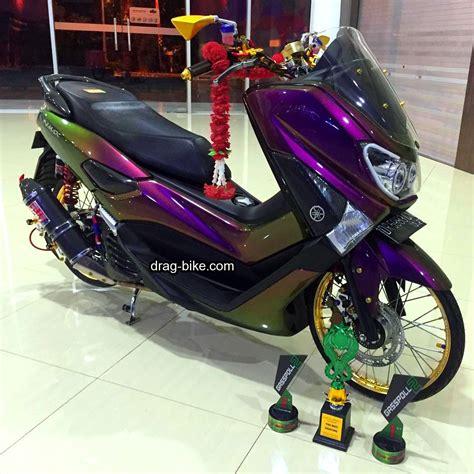 Gambar Motor Nmax Modif An by Koleksi 66 Modifikasi Warna Motor Yamaha Nmax