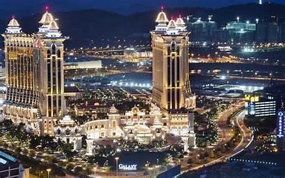 Screen Desktop Luxury Macau Galaxy Hotel Casino