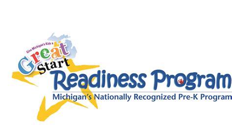 Mde  Great Start Readiness Program