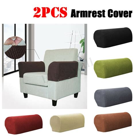 Sofa Arm Covers by 2pcs Premium Furniture Armrest Covers Sofa Chair Arm