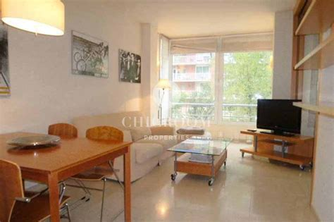 one bedroom furnished apartment furnished 1 bedroom apartment for rent pedralbes