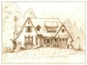 Perspective House Sketch
