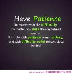 Quotes About Love and Patience