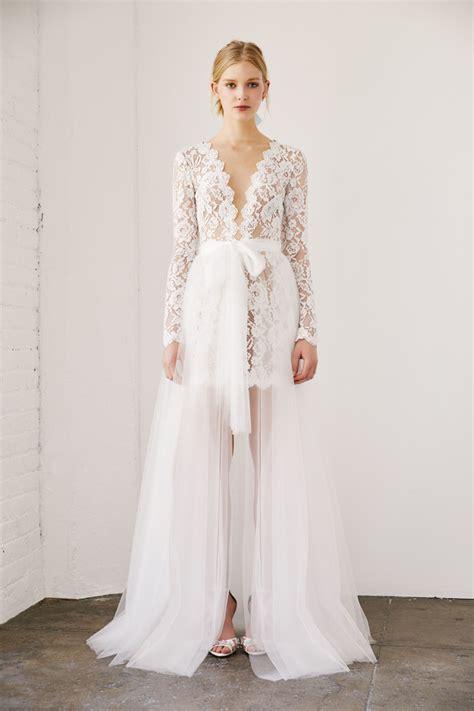 tadashi shoji spring bridal collection tom lorenzo