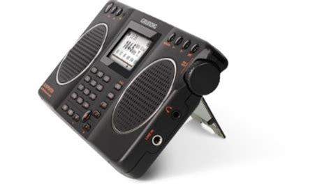 Eton Grundig G2 Am / Fm / Shortwave Radio, Recorder