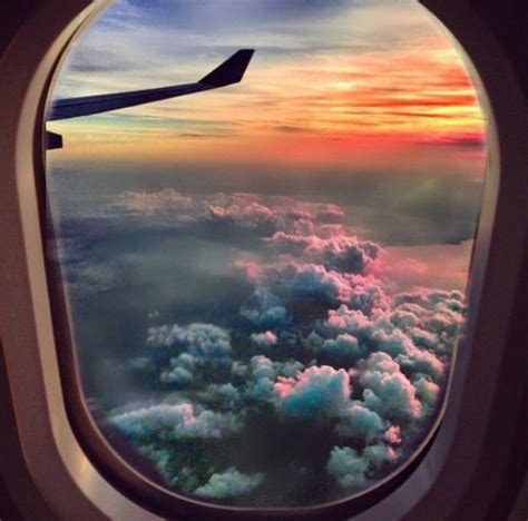 Clouds From Airplane Window Instagram Fantasticearth