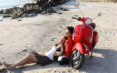 Couple Romantic Beach Wallpapers Couples Romance Lovely