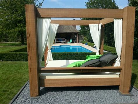 outdoor canopy beds canopy bed outdoor home design