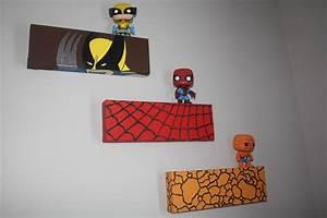 Diy superhero wall decor : Marvel superhero room decor or wall art wolverine