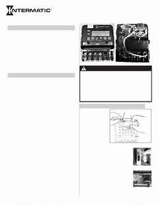 Intermatic Et1705c Owner U0026 39 S Manual