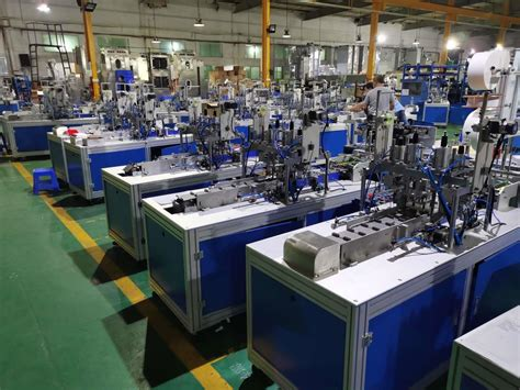 china automatic medical face mask machine   mask making factory manufacturers  suppliers