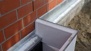 Hauswand Abdichten Außen : bleche kanten stahlblech zink kupfer alu edelstahl dach ~ Lizthompson.info Haus und Dekorationen