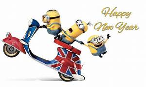 Happy New Year Minions | Search Results | Calendar 2015