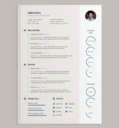 free minimalist resume designs 20 best free resume cv templates in ai indesign psd formats