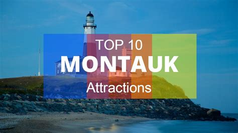 Top 10 Best Tourist Attractions In Montauk  New York