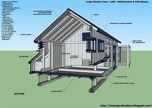 Amish Chicken Coop Plans Download 5 Blueprints For Chicken