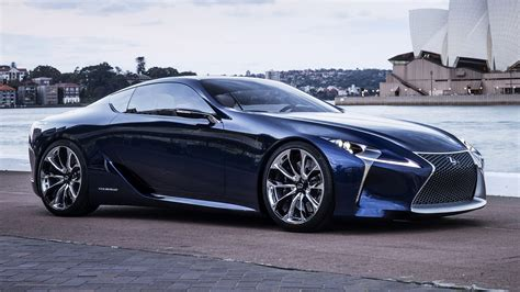 Lc Hd Picture by Great Lexus Lc 500 Wallpaper Hd Pictures