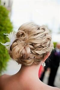Coiffure Mariage Invitée : coiffure pour invit e mariage ~ Melissatoandfro.com Idées de Décoration