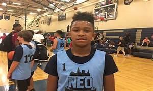 3921 PG Demetrius Johnson Jr Continues Family Basketball