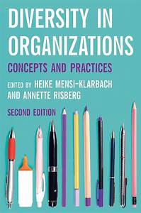 Diversity In Organizations  Ebook