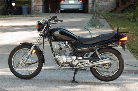 2008 Honda Cb250 Nighthawk