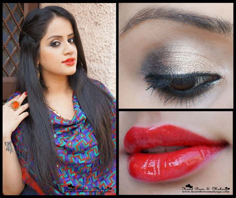 indian wedding party makeup tutorial  maybelline