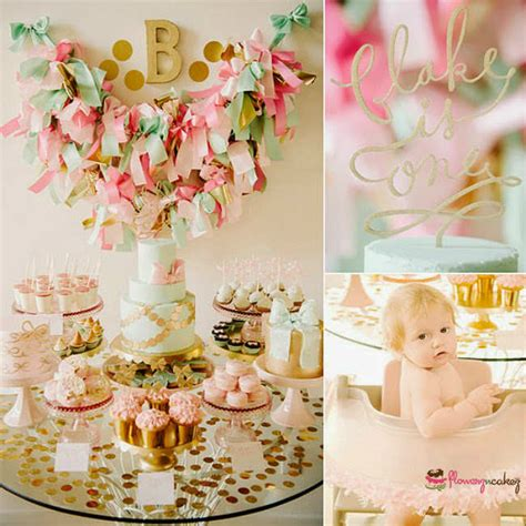 girl 1st birthday party themes 10 1st birthday party ideas for part 2 tinyme
