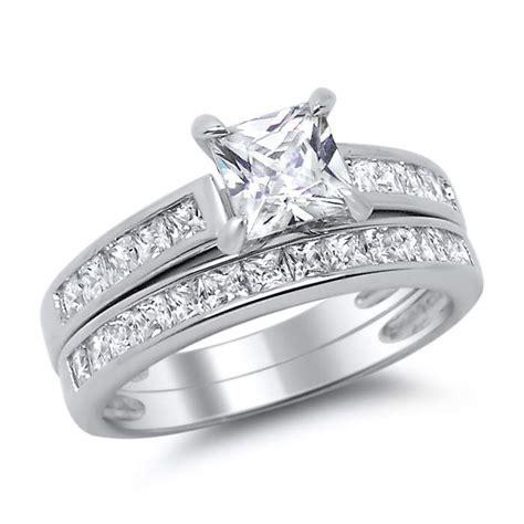 cheap trio wedding ring sets matching his trio wedding ring looks real not cheap laraso co