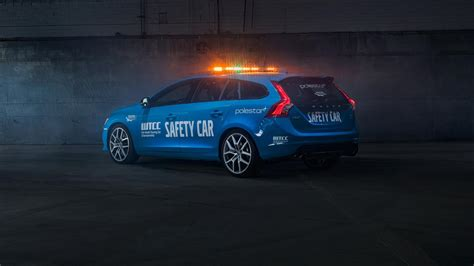 volvo  polestar    wtcc safety car autoevolution