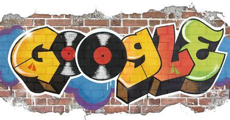 Graffiti Yahoo : Google Doodle Celebrates Hip Hop By Letting You Dj