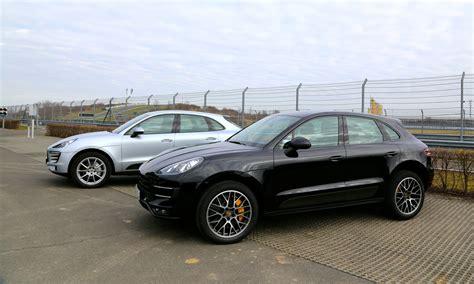 porsche macan all black 2015 porsche macan s turbo first drive review
