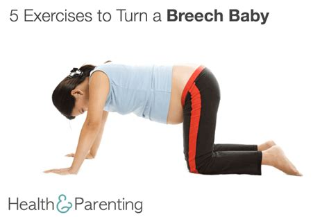 if your baby is in a breech position there are things you