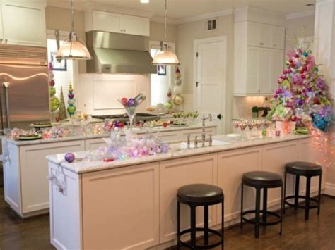 How To Decorate A Kitchen Bar For Christmas