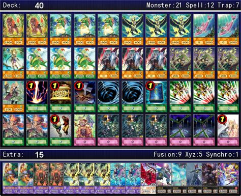 beast deck ygopro yu gi oh arc v spirit beast deck for ygopro by