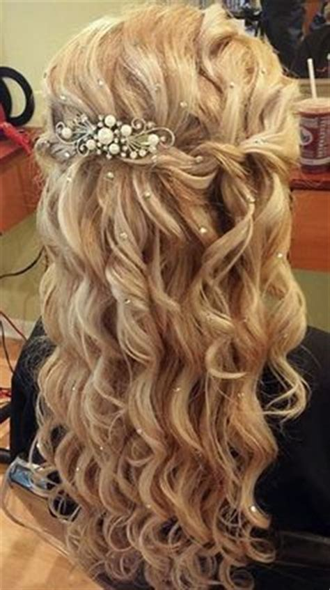 wedding hairstyles half up half down best photos   Wedding