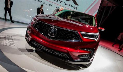 when will the 2020 acura rdx be out when will the 2020 acura rdx be out car price 2020