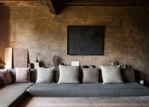 craftsman style home interiors get the look wabi sabi style est living