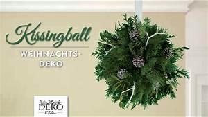 Basteln Mit Zweigen : weihnachtsdeko basteln kissingball mit zweigen und ~ Watch28wear.com Haus und Dekorationen