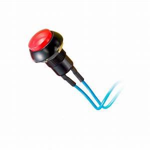 Coupe Circuit Electrique : bouton externe stop rouge cartek pour coupe circuit lectrique ~ Melissatoandfro.com Idées de Décoration