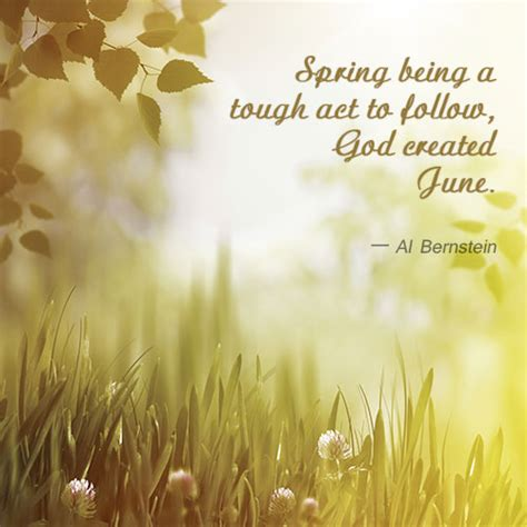 Quotes About June Month